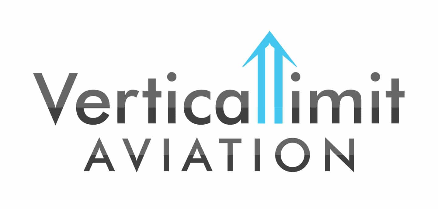 Vertical Limit Aviation Logo Design