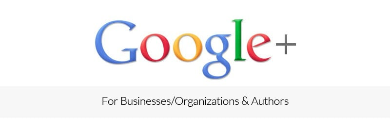 Google+ For Business: Authorship and Publication