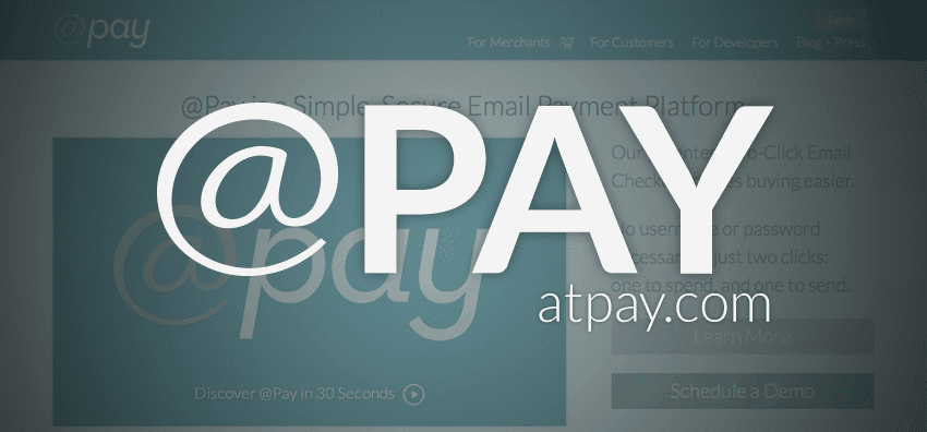 Top 5 Best WordPress E-commerce Plugins: @Pay Two-Click Checkout for Web + Email