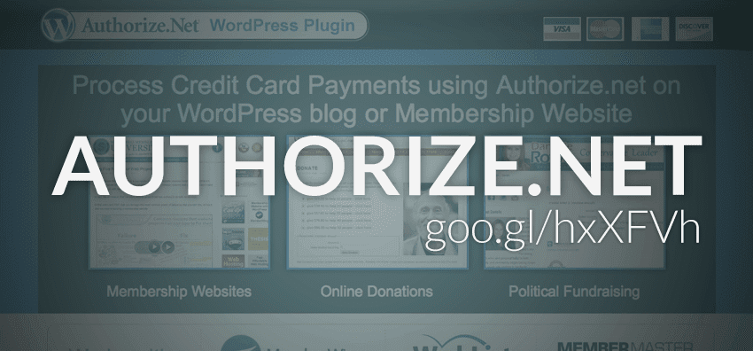 Top 5 Best WordPress E-commerce Plugins: Authorize.net