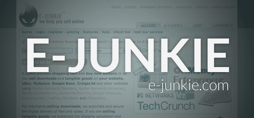 Top 5 Best WordPress E-commerce Plugins: E-Junkie