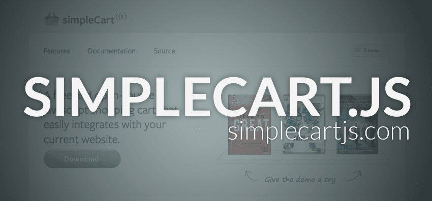 Top 5 Best WordPress E-commerce Plugins: SimpleCart.js