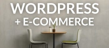Top 5 Best WordPress e-Commerce Plugins