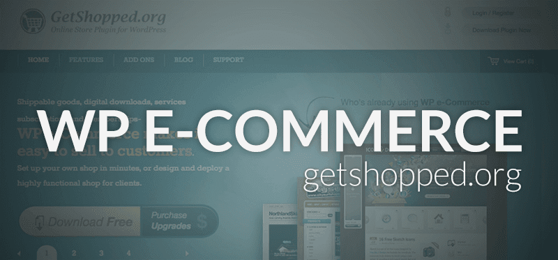 Top 5 Best WordPress E-commerce Plugins: WP-Ecommerce