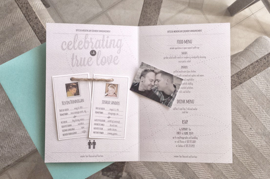 My Wedding Invitation Design & RSVP Website