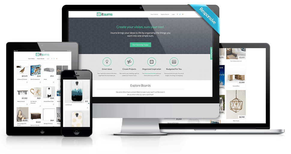 itsums - Custom Website Design & Development