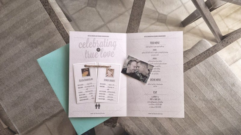 Wedding Invitation Design and Printing