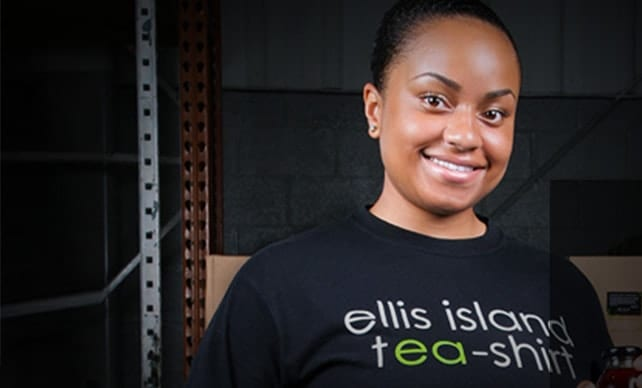Detroit Driven Ellis Island  Tea