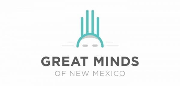Great Minds of New Mexico Logo - Featured Image