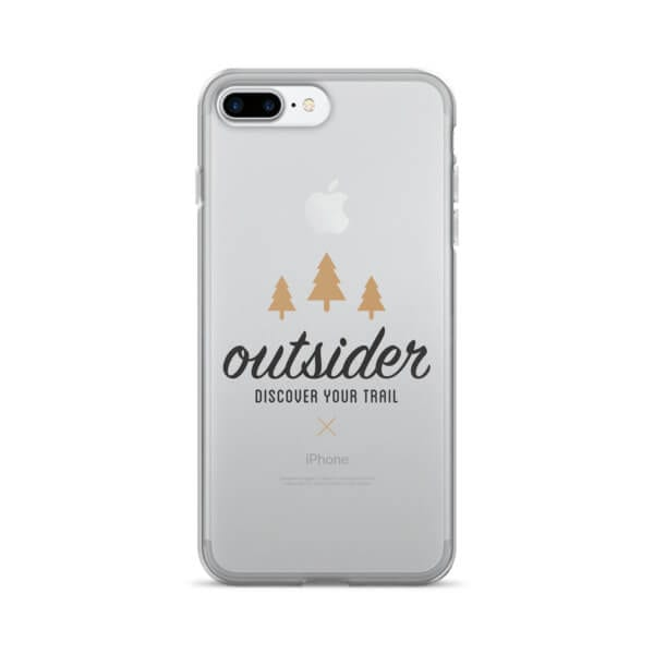 Outsider: Discover Your Trail – iPhone 7/7 Plus Case