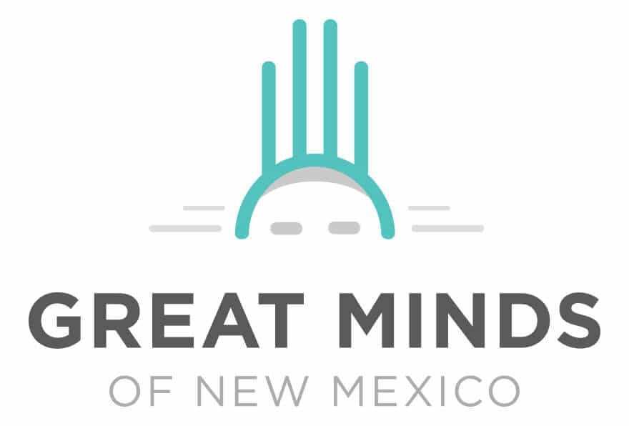 Great Minds of New Mexico Logo